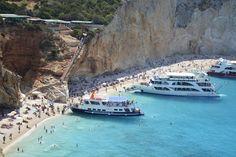 Porto Katsiki Beach Albania, Beach, Water, Travel, Outdoor, Porto, Profile, Gripe Water, Outdoors