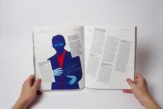 10 Creative Brochure designs — Touchey Design Magazine - Ideas and Inspiration