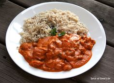 Butter Chicken - Spice of Good Life