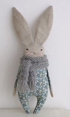 ■Little Rabbit /gray stallの画像2枚目
