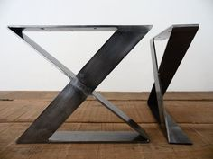 X-Frame Flat Steel table legs are specially hand crafted and prepared for you by the BALASAGUN team. They are made of the highly strong material-steel.