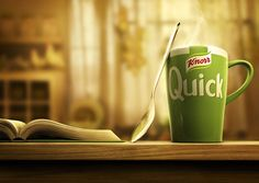Knorr Quick on Behance
