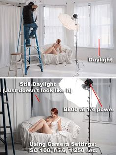 Learn how to be a better photographer