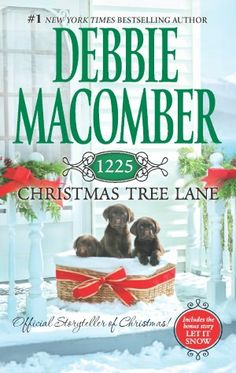 christmas tree lane. Debbie macomber. Feel good read****