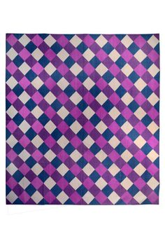 Dhurrie designer series - Checkers