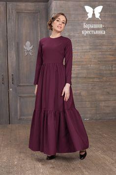 Linen Dresses, Modest Dresses, Modest Outfits, Cotton Dresses, Abaya Fashion, Modest Fashion, Fashion Outfits, Womens Fashion, Modele Hijab