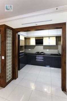 Kitchen from the Dining: Kitchen units by U and I Designs,Modern Kitchen Ceiling Design, Kitchen Cupboard Designs, Bedroom Cupboard Designs, Kitchen Units, Modern Kitchen Design, Kitchen Grey, Modern Kitchens, Grey Kitchens, Bathroom Design Small