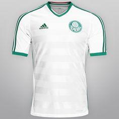 65e5bbddb9f25 Camisa Adidas Palmeiras II 2013 s nº - Loja GloboEsporte.com