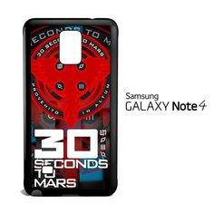 30 seconds to mars Closer Z2239 Samsung Galaxy Note4 Case