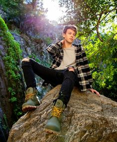 Boys Like, Cute Boys, Beautiful Baby Boy Names, Carson James, Timberland Boots Outfit, Timberlands, Carson Lueders, Boy Photo Shoot, Boy Photos