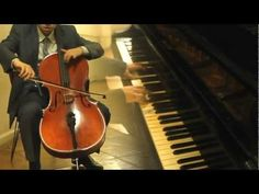 Kiss the rain - Yiruma- BY The Harmony Guys ( Piano & Cello )