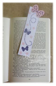 RobinsCraftRoom.com » Handmade Bookmarks