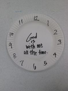 God is With Me All The Time Craft (Day of the Bible Lesson Extra Series) - Growing Kids Ministry Sunday School Projects, Sunday School Rooms, Sunday School Classroom, Sunday School Activities, Church Activities, Bible Activities, Sunday School Lessons, Preschool Bible Lessons, Bible Story Crafts