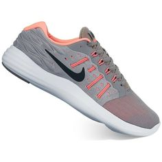 Nike LunarStelos Women's Running Shoes ($60) ❤ liked on Polyvore featuring  shoes, athletic