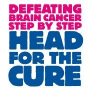 Head for the Cure ... Defeating Brain Cancer Step by Step #endcancer #su2c | headforthecure.org