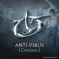 "Shadowhunter Books su Twitter: ""The next #LordofShadows rune is...Anti-Virus! https://t.co/CZseF5Pucv"""