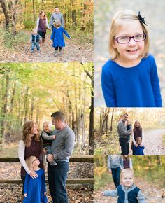 Cleveland and Ohio Lifestyle & Portrait Photographer family session newborn natural light photography fall mini