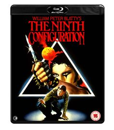The Ninth Configuration [Blu-ray]: Amazon.co.uk: Stacy Keach, Scott Wilson, Jason Miller, Ed Flanders, Neville Brand, William Peter Blatty: DVD & Blu-ray