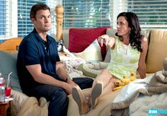 Jeff Lewis and Jenni Pulos. LOVE.
