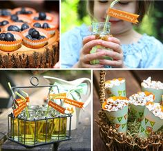 Woodland Birthday Party + FREE Printables