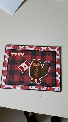 Canada Day, Stamps, Card Making, Homemade, Cards, Stamping, Diy Crafts, Postage Stamps, Do It Yourself