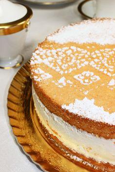 Quark-Mandarinen Torte