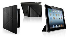 Pong iPad Case | Touted to be the most advanced of its kind in the world, it functions as an iPad case that carries the boast of improving reception, boosts signal strength and increases range all the while ensuring that your exposure to radiation is reduced. |