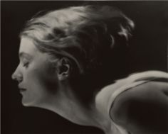 Man Ray, Portrait of Lee Miller, 1929.