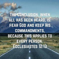 Ecc 12:13