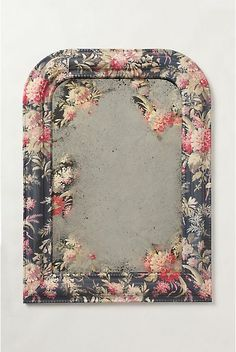 Anthropologie Inspired Mirror Tutorial -