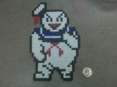 Stay Puft Marshmallow Man Ghostbusters Magnet