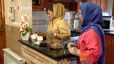 Casa latina, Comida iraní - Amanda