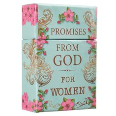 Christian Birthday Gifts For Women Promises From God Cards