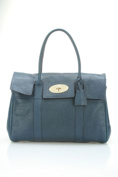 Mulberry Bayswater in Blue. Just beautiful!
