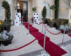 Casino Theme Party | Dallas Party Rentals Casino Games - Casino Decor