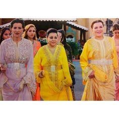 Les soeurs de MohamedVI #lallameryem #lallaasma #lallahasna #royale #maroc #rabat #princesselallameryem #mohamedVI