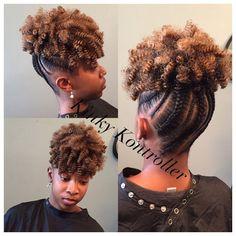 Crochet braid styles 172684966948916820 - 40 Short Crochet Hairstyles Source by Curly Crochet Hair Styles, Curly Hair Styles, Natural Hair Styles, Pelo Rasta, Pelo Afro, Natural Hair Braids, Braids For Black Hair, African Braids Hairstyles, Braided Hairstyles