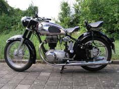 Horex Regina 350H 1954