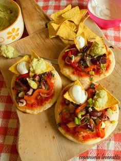 Pizzette Santa Fe