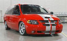 Chrysler Grand Caravan Limited