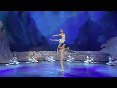 Holy Jesus, look at what this ballerina can do!    I have rarely in my life seen something as physically impressive as this performance of Swan Lake: start watching around :30.