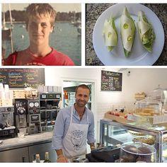 Melted Swiss Cheese on Lettuce  Nick Voulgaris (kerbersfarm.com)