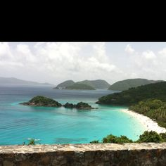 Miss this place! St. John