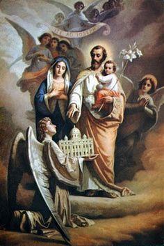 St. Joseph, Terror of demons