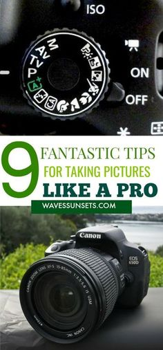 Tips for taking pictures like a pro