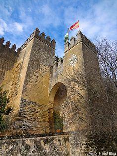 Castillo de Almodóvar del Río, Córdoba.