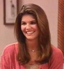 Lori Laughlin starring in Full House tv show in the 90's.