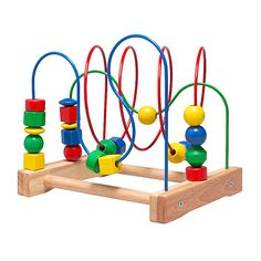 I was hesitant to buy one of these for Gabe but when we've seen them he really likes playing with them.