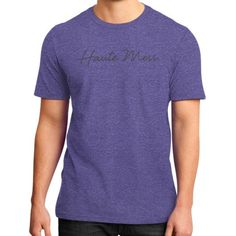 Haute Mess District T-Shirt (on man)