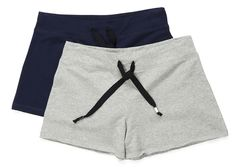 Hang around inside in our Drawstring Knit Shorts, sleep in them or lounge about in them.  http://ss1.us/a/7m5yNGFZ